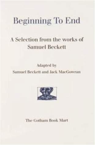 BECKETT, Samuel (1906 - 1989) and Edward GOREY (il