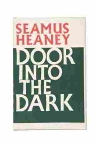 HEANEY, Seamus (b. 1939) A group of inscribed an