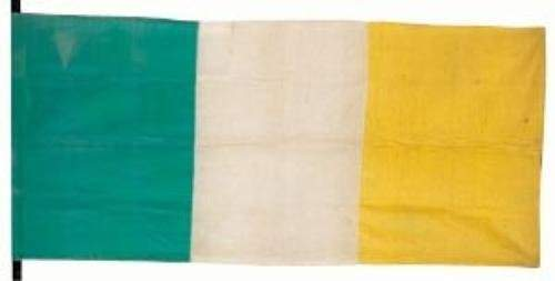 26: The Only Full-Sized Tricolor of the 1916 Rising E