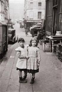 "403: Édouard Boubat (1923-1999) ""Place Maubert, Paris,"