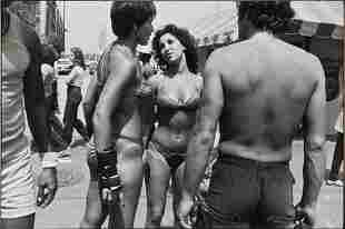 "Garry Winogrand (1928-1984) ""Women are better than"