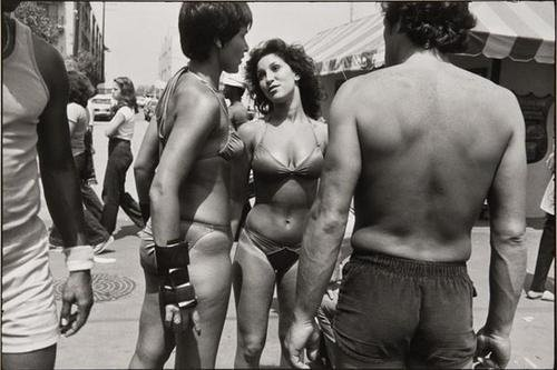 "410: Garry Winogrand (1928-1984) ""Women are better than"