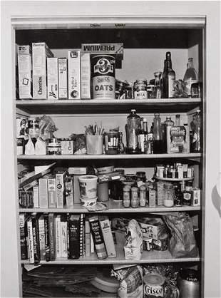 "Bill Owens (b. 1938) ""Pantry, 1972"""