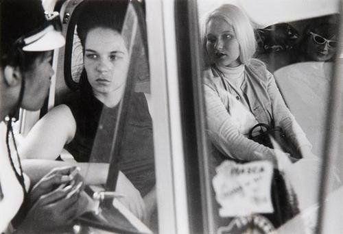 "Danny Lyon (b. 1942) ""Outlaw Women, Starved Rock,"