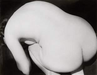 """Imogen Cunningham (1883-1976) """"Nude, 1932"""""""