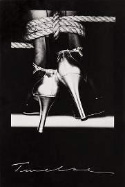 "422: Albert Watson (b. 1942) ""Twelve Portfolio, 1977"""