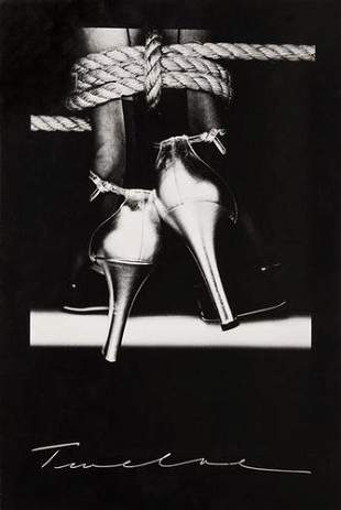 "Albert Watson (b. 1942) ""Twelve Portfolio, 1977"""