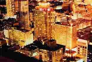 "David Drebin (b. 1970) ""Gold City, 2006"""