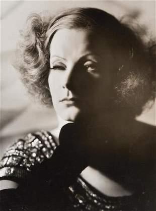 "Clarence Sinclair Bull (1896-1979) ""Greta Garbo fr"