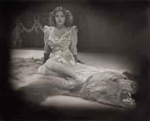 "Laszlo Willinger (1909-1989) ""Lana Turner, 1939"""