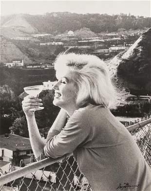 "George Barris (b. 1922) ""Marilyn Monroe, Malibu, 19"
