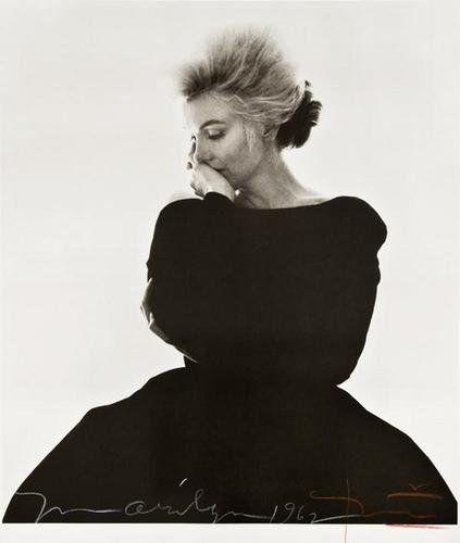 "Bert Stern (b. 1930) ""Marilyn Monroe, Vogue, 1962"""