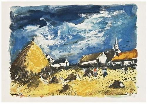 10: Maurice de Vlaminck (1876-1958) Sixteen works