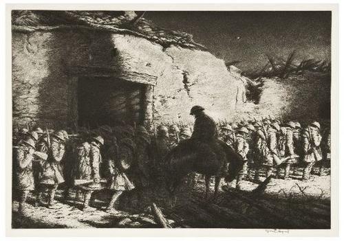 12: Kerr Eby (1889-1946) Four prints