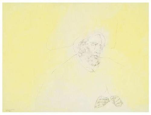 Rafael Coronel (b.1932) Portrait of Veronese