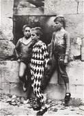 228: Lucien Clergue (b. 1934) Les Saltimbanques, ca. 19