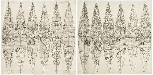 4: WORLD - Gulielmus NICOLAI (1573-1613) Nova et inte