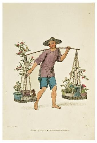 15: MASON, George Henry. The Costume of China.
