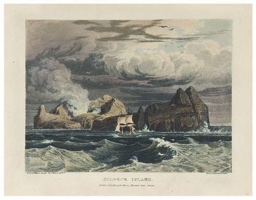 18: HALL. Captain Basil (1788-1844). Account of a Voya