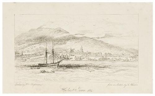 20: BACKHOUSE, James (1794-1869). A Narrative of a Vis