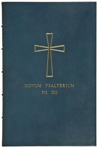 213: BROTHER ANTONINUS O.P. Novum Psalterium PII XII. A