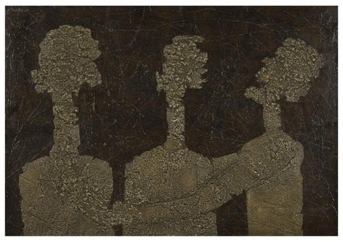 6: Alejandro Arostegui (b.1935) Tres Borrachs
