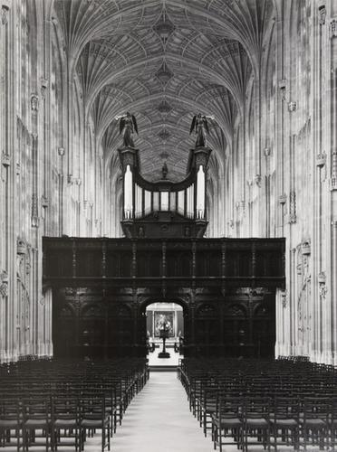 13: Bruce Barnbaum (b. 1943) Selected images of church