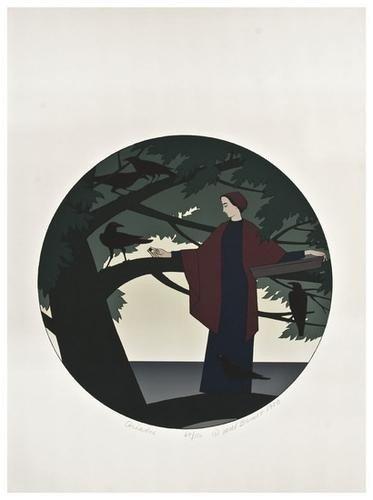 15: Will Barnet (b. 1911) Adriadne