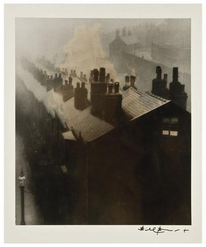 21: Bill Brandt (1904-1983) London, ca. 1930