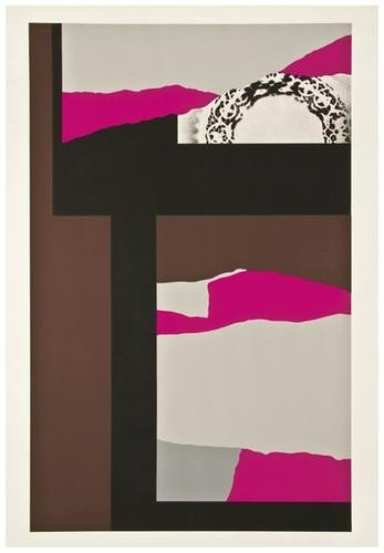 138: Louise Nevelson (1899-1988) Abstract Composition