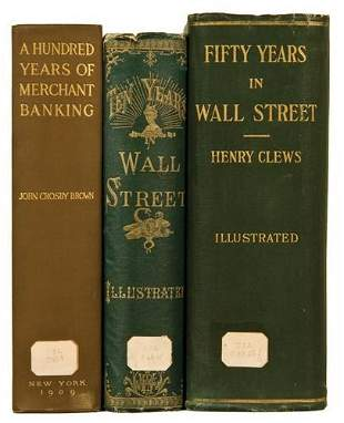BANKING A group of four titles