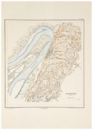 18: CIVIL WAR - French Battle Maps Histoire de la Guer