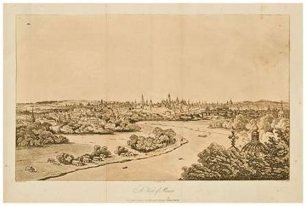 459: PORTER, Robert Ker. Travelling Sketches in Russia