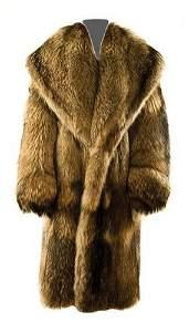 3: GOREY, Edward (1925 - 2000) Fur Coat owned and wor