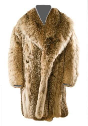 7: GOREY, Edward (1925 - 2000) Fur Coat owned and wor