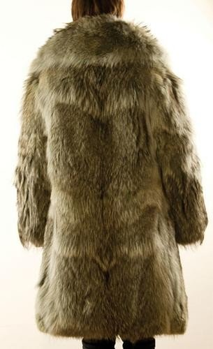12: GOREY, Edward (1925 - 2000) Fur Coat owned and wor - 2