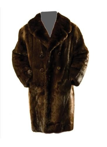 14: GOREY, Edward (1925 - 2000) Fur Coat owned and wor