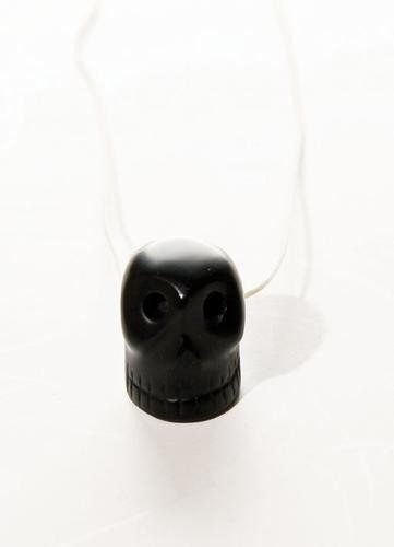 17: GOREY, Edward (1925 - 2000) Skull Necklace
