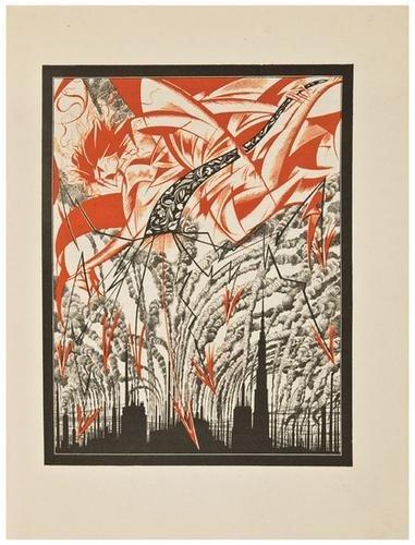 20: CHEKHONIN, Sergei (1878-1936) S. Chekhonin
