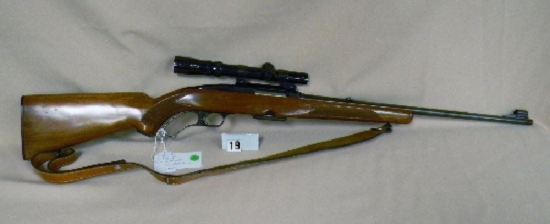 WINCHESTER MODEL-88, 284 CAL. LEVER ACTION