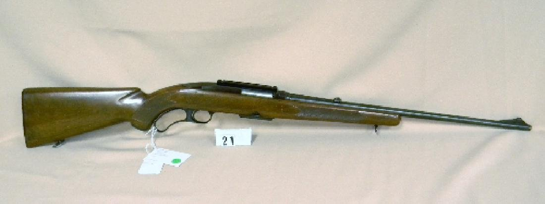 WINCHESTER MODEL-88, 243 CAL. LEVER ACTION