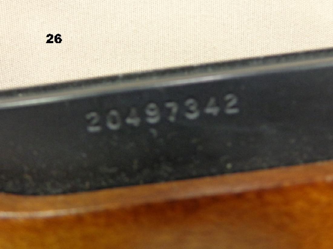 GLENFIELD MODEL-60 SEMI AUTO 22 CAL. RIFLE - 2