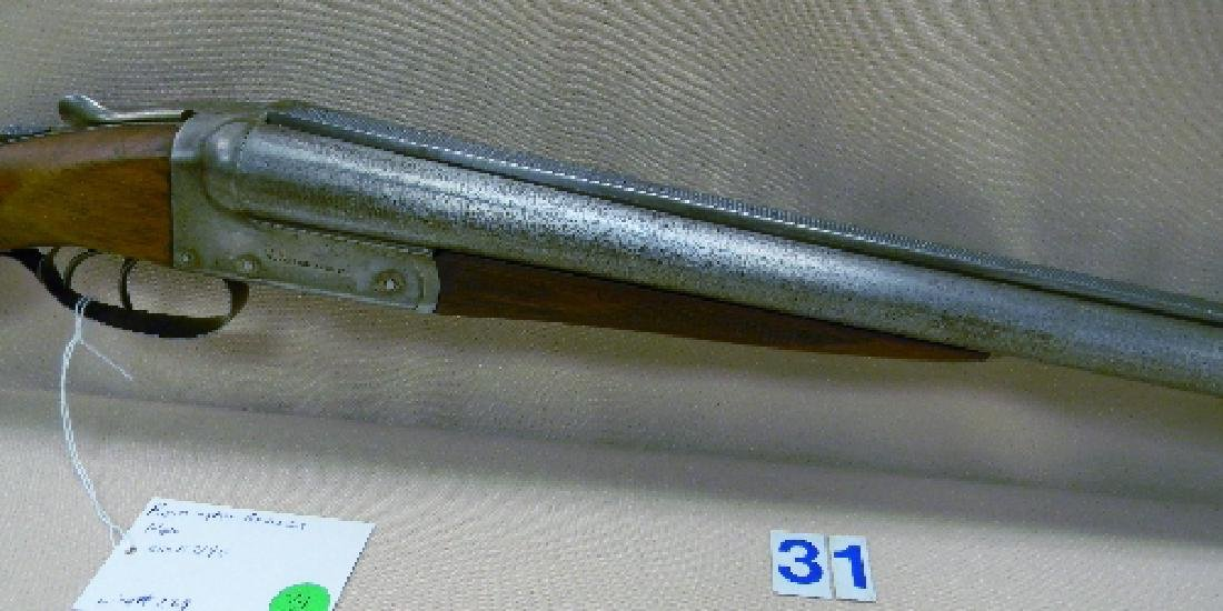 REMINGTON ARMS. CO. 12 GAUGE DOUBLE - 3