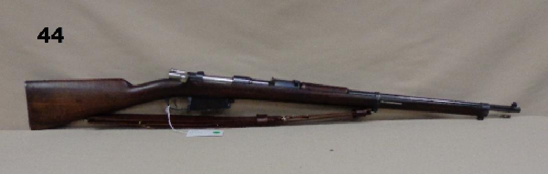 MAUSER MODEL-1891, 8 MM BOLT ACTION RIFLE