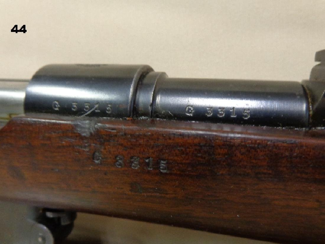 MAUSER MODEL-1891, 8 MM BOLT ACTION RIFLE - 2