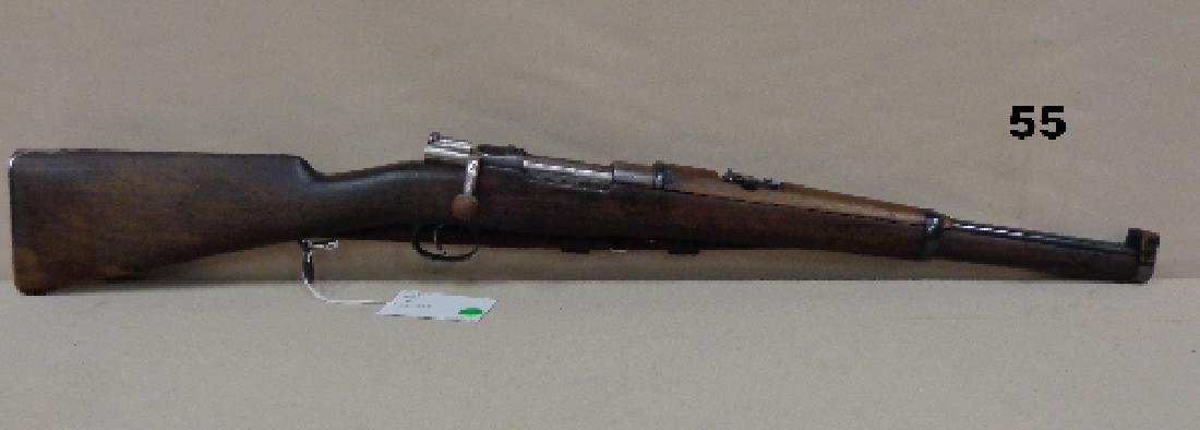 MAUSER MODEL-1893, 7 MM BOLT ACTION RIFLE