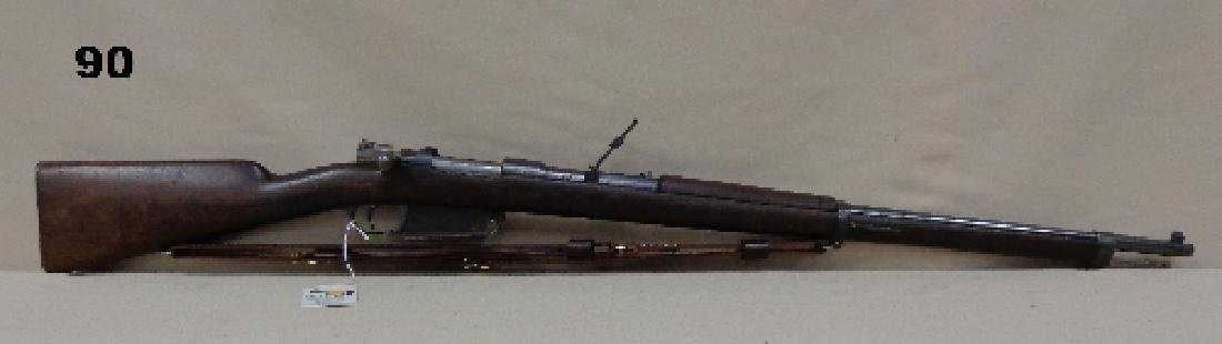 MAUSER MODEL-1891, 8 MM BOLT ACTION RIFLE,