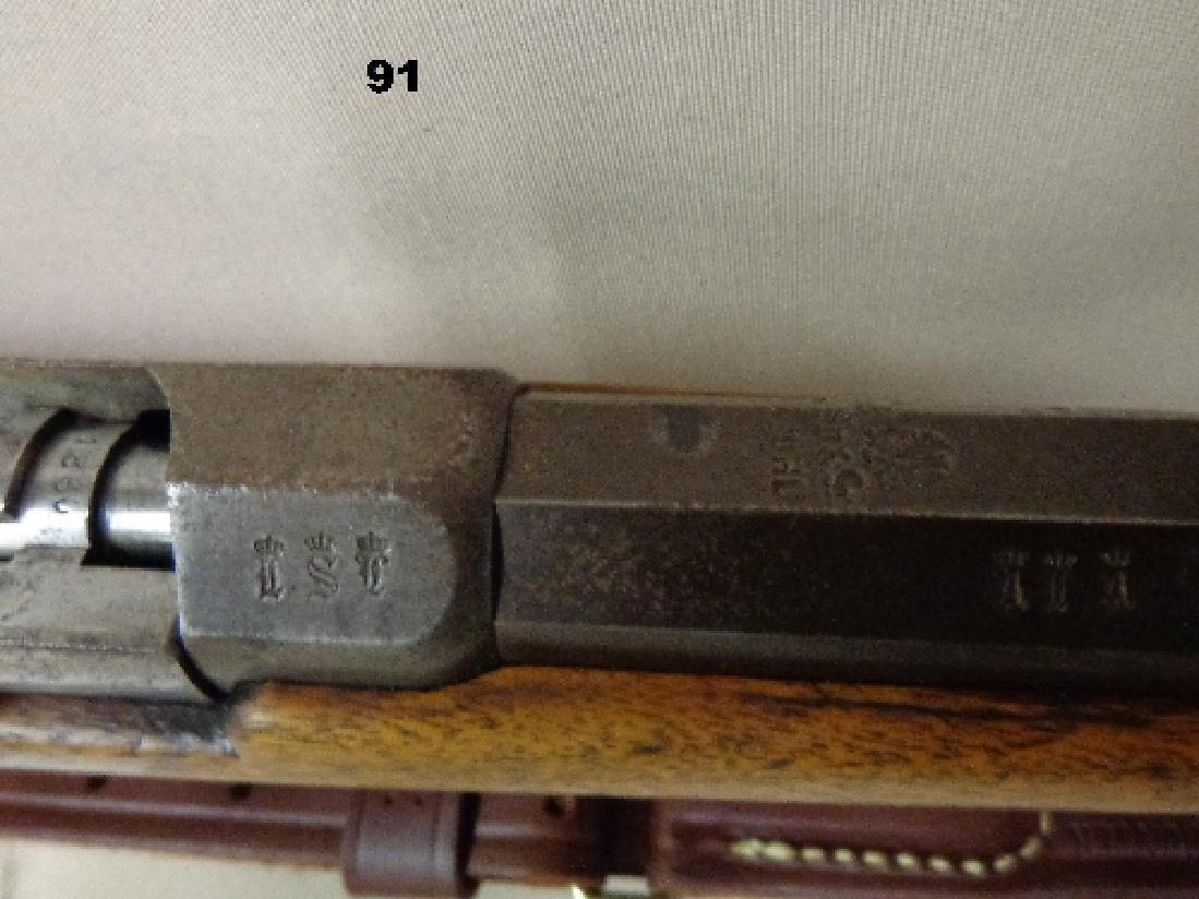 MAUSER MODEL-71/84, 11.15X60 MMR BOLT ACTION - 4
