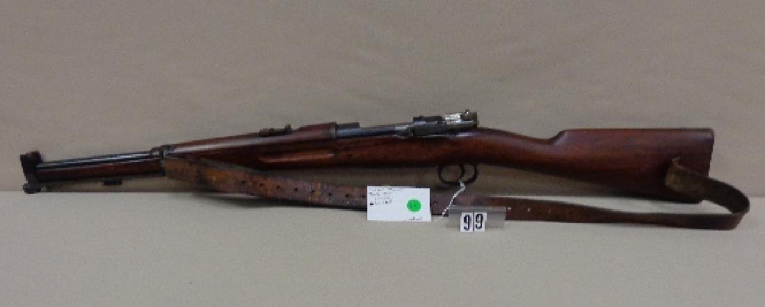 SWEDISH MAUSER MODEL-1898, 6.5X55MM BOLT