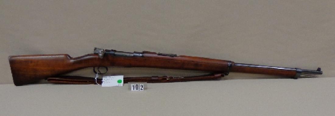 FN MAUSER MODEL-1936, 7MM BOLT ACTION RIFLE,